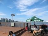 Sophy's op Toronto Island