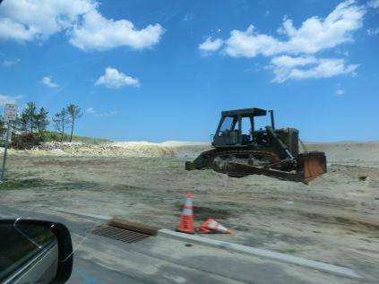 Vernielingen orkaan Sandy
