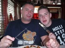 Eten bij Cody's