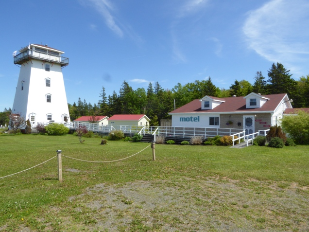 Baywatch Lighthouse & Cottages