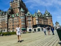 Fairmont Hotel Quebec
